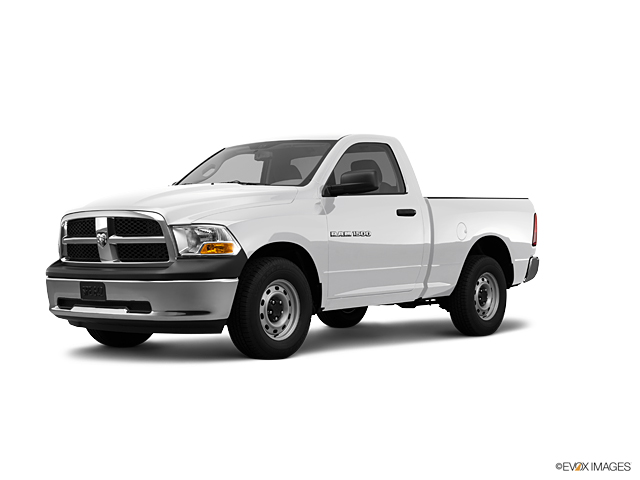2012 Ram 1500 Vehicle Photo in Colorado Springs, CO 80920