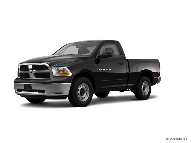 2012 Ram 1500 Vehicle Photo in San Angelo, TX 76901