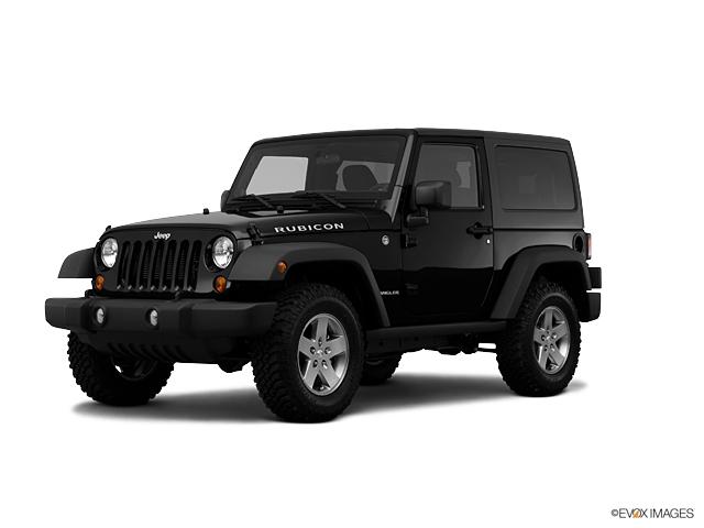 2012 Jeep Wrangler Vehicle Photo in Charlotte, NC 28212