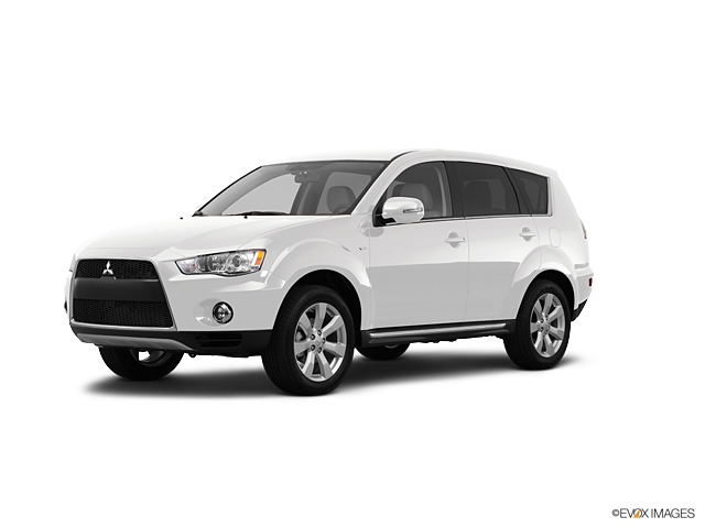 2012 Mitsubishi Outlander Vehicle Photo in Colorado Springs, CO 80905