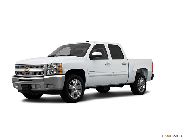 2012 Chevrolet Silverado 1500 Vehicle Photo in Souderton, PA 18964-1038