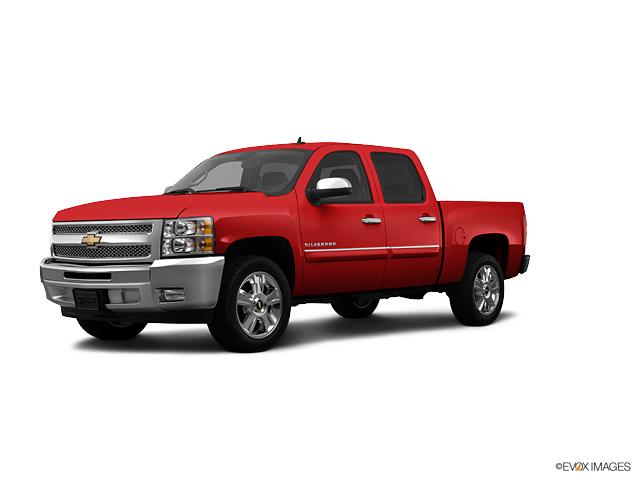 2012 Chevrolet Silverado 1500 Vehicle Photo in Wesley Chapel, FL 33544