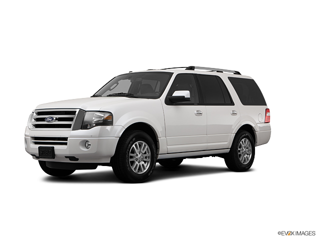 2012 Ford Expedition Vehicle Photo in Burlington, WI 53105