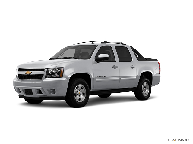 2012 Chevrolet Avalanche Vehicle Photo in Independence, MO 64055