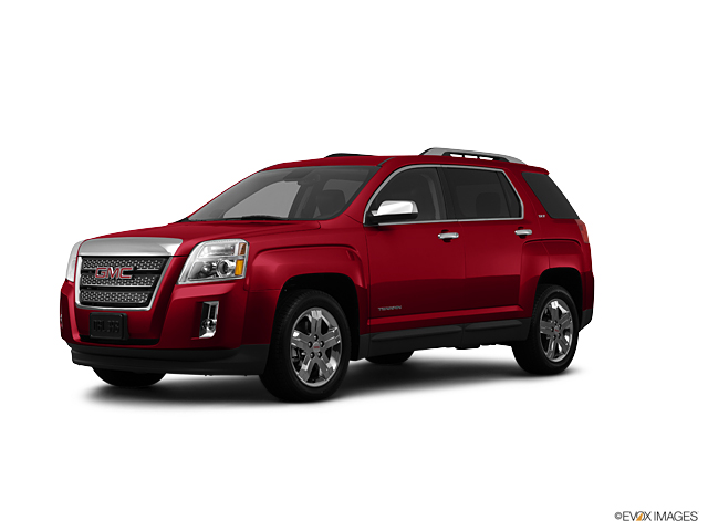 2012 GMC Terrain Vehicle Photo in Vincennes, IN 47591