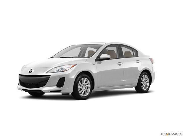 2012 Mazda Mazda3 Vehicle Photo in Edinburg, TX 78542