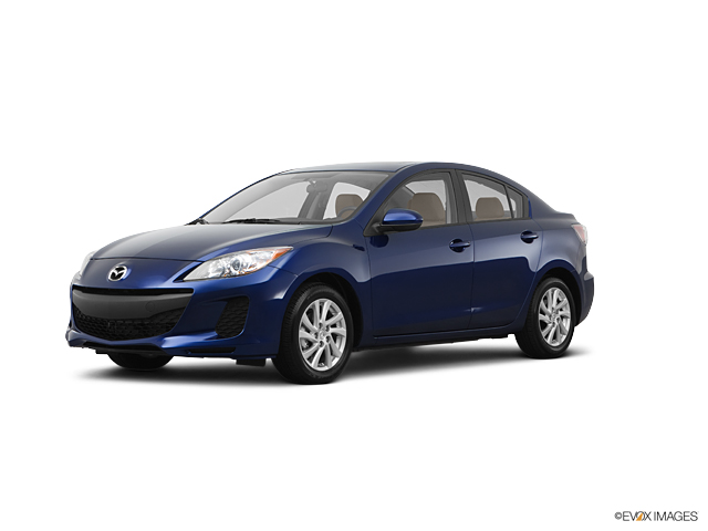 2012 Mazda Mazda3 Vehicle Photo in Augusta, GA 30907