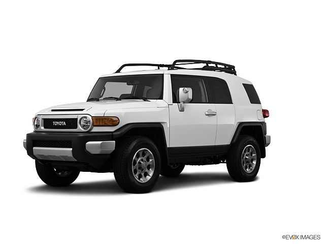 2012 Toyota FJ Cruiser Vehicle Photo in Midlothian, VA 23112