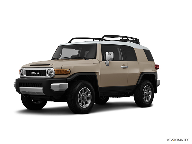 2012 Toyota FJ Cruiser Vehicle Photo in San Angelo, TX 76901