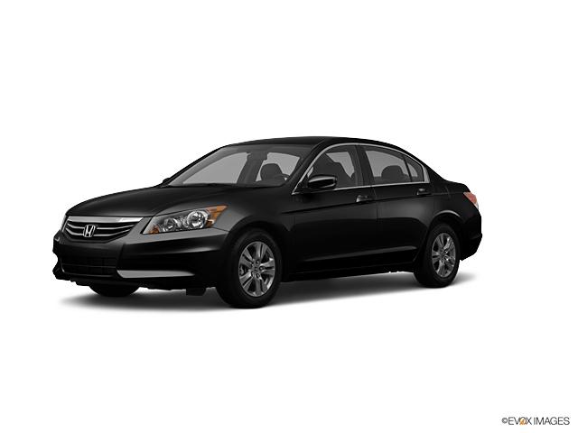 2012 Honda Accord Sedan Vehicle Photo in San Angelo, TX 76901