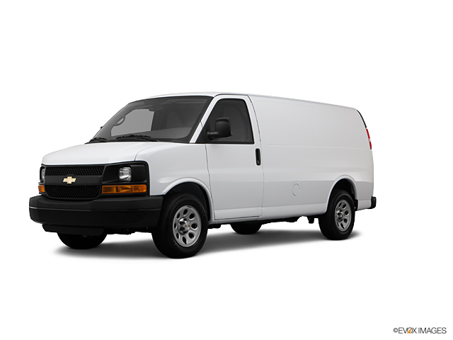 2012 Chevrolet Express Cargo Van Vehicle Photo in Raton, NM 87740