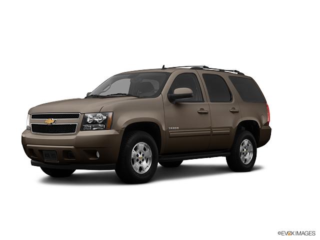 2012 Chevrolet Tahoe Vehicle Photo in Colorado Springs, CO 80905