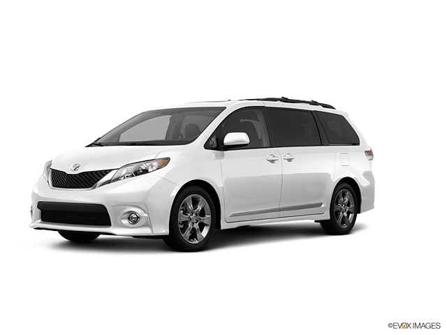 2012 Toyota Sienna Vehicle Photo in Merriam, KS 66203