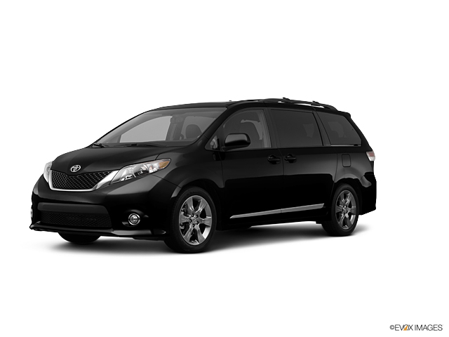 2012 Toyota Sienna Vehicle Photo in Trevose, PA 19053