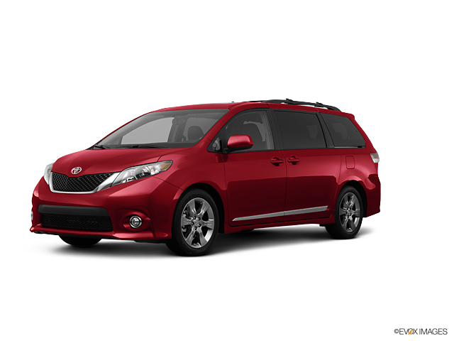 2012 Toyota Sienna Vehicle Photo in Akron, OH 44303