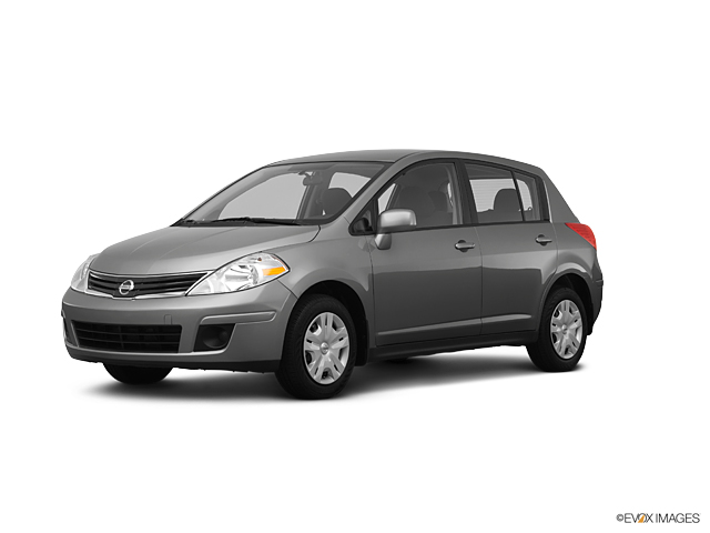 2012 Nissan Versa Vehicle Photo in Casper, WY 82609