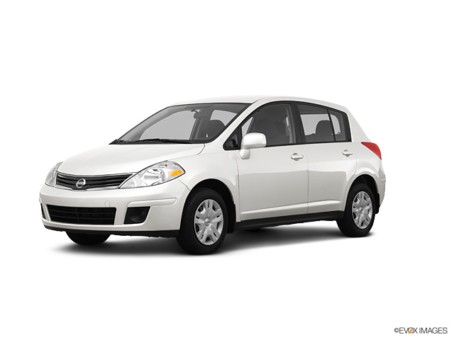 2012 Nissan Versa Vehicle Photo in Joliet, IL 60435