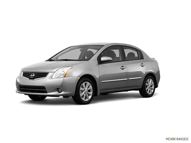 2012 Nissan Sentra Vehicle Photo in Albuquerque, NM 87114