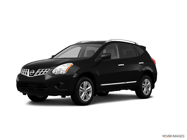 2012 Nissan Rogue Vehicle Photo in San Angelo, TX 76901