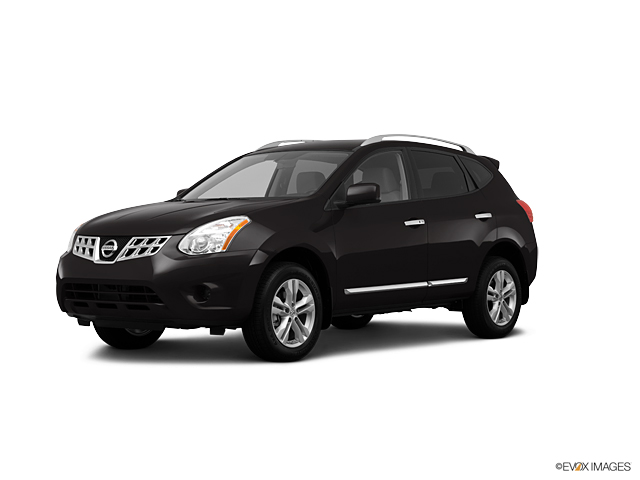 2012 Nissan Rogue Vehicle Photo in Queensbury, NY 12804
