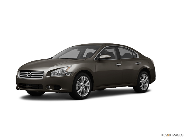 2012 Nissan Maxima Vehicle Photo in Decatur, IL 62526