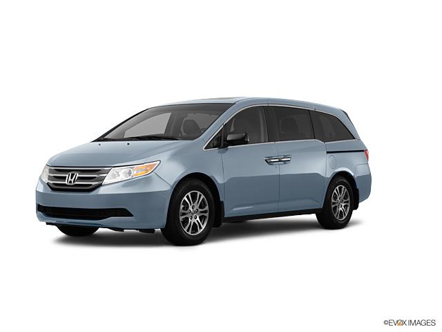 2012 Honda Odyssey Vehicle Photo in Midlothian, VA 23112