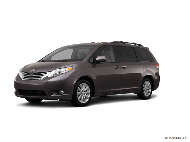 2012 Toyota Sienna Vehicle Photo in Richmond, TX 77469