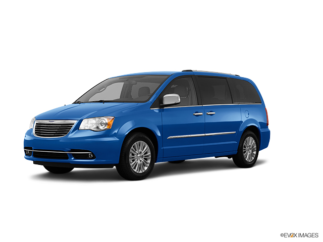 2012 Chrysler Town & Country Vehicle Photo in Owensboro, KY 42303