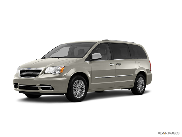 2012 Chrysler Town & Country Vehicle Photo in Edinburg, TX 78539