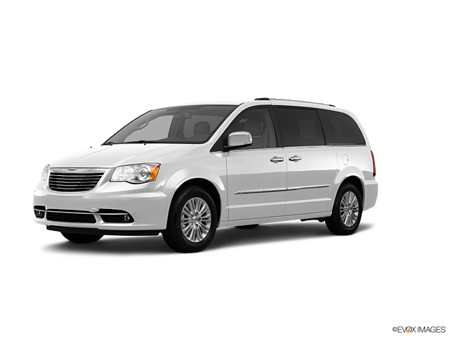 2012 Chrysler Town & Country Vehicle Photo in Trevose, PA 19053-4984