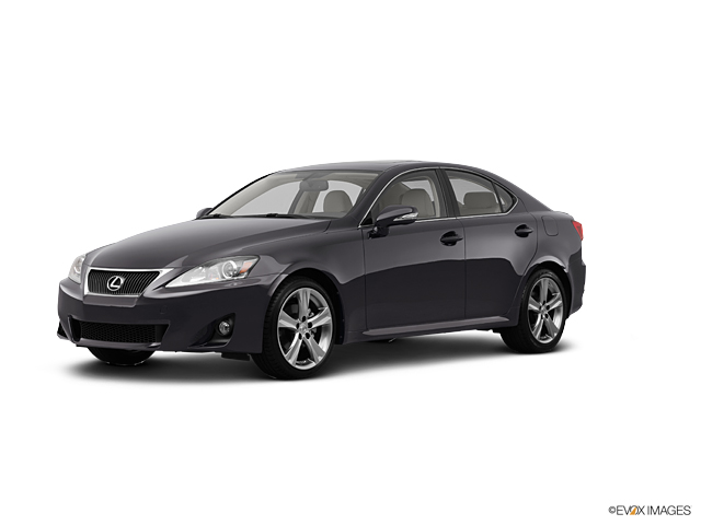 2012 Lexus IS 250 Vehicle Photo in Concord, NC 28027