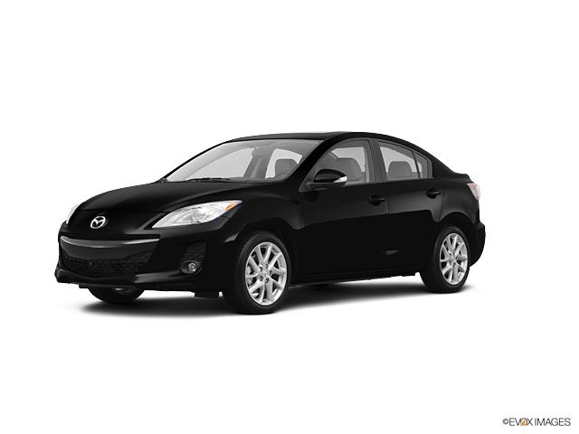 2012 Mazda Mazda3 Vehicle Photo in Akron, OH 44303