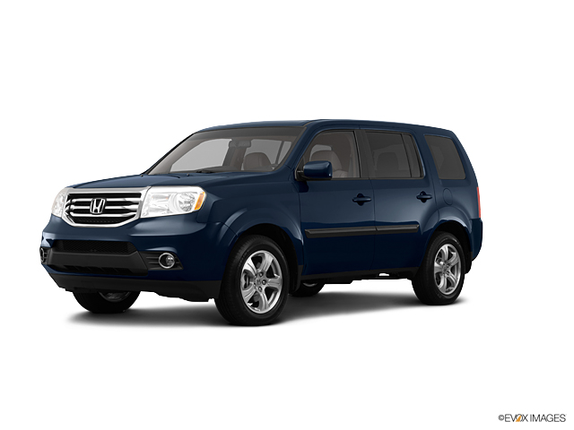 2012 Honda Pilot Vehicle Photo in Newark, DE 19711