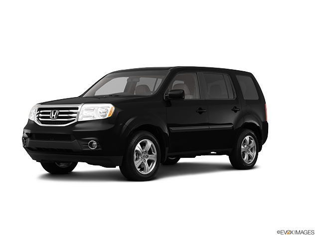 2012 Honda Pilot Vehicle Photo in Gulfport, MS 39503