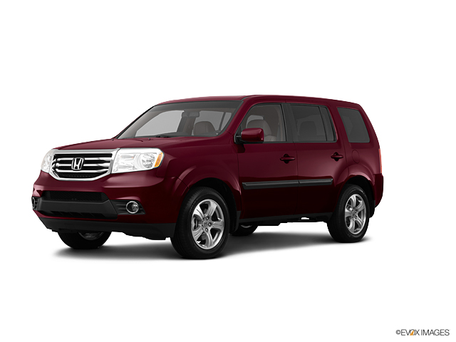 2012 Honda Pilot Vehicle Photo in Bend, OR 97701