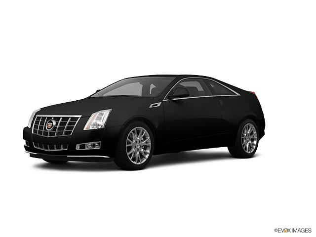 2012 Cadillac CTS Coupe Vehicle Photo in Annapolis, MD 21401