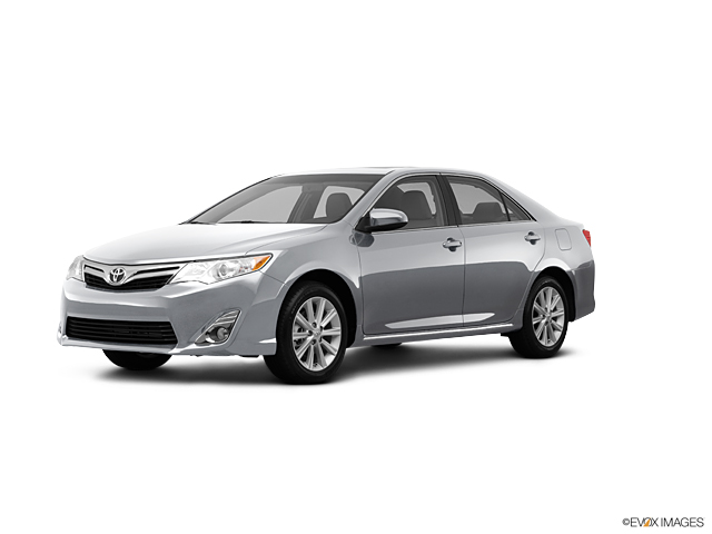 2012 Toyota Camry Vehicle Photo in Athens, GA 30606
