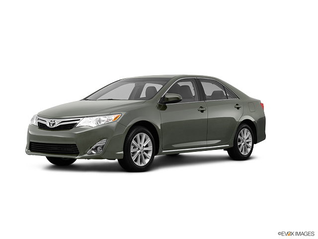 2012 Toyota Camry Vehicle Photo in Souderton, PA 18964-1038