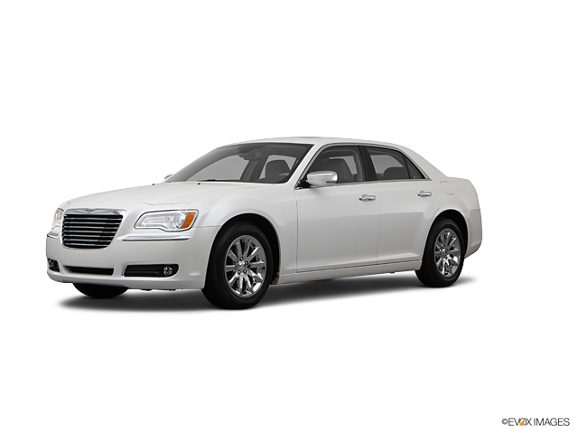 2012 Chrysler 300 Vehicle Photo in Spokane, WA 99207