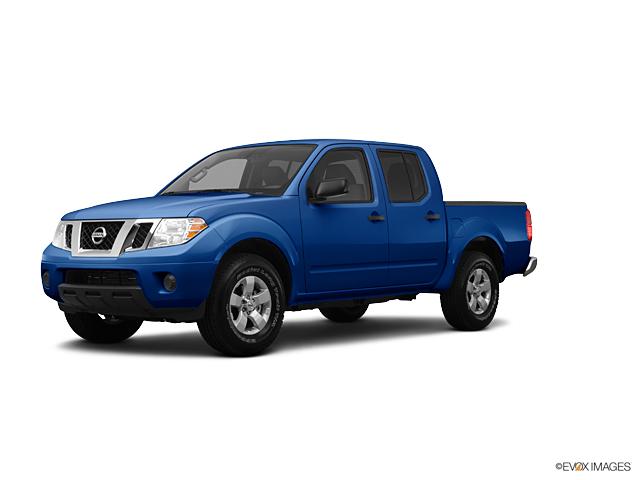 2012 Nissan Frontier Vehicle Photo in San Antonio, TX 78254