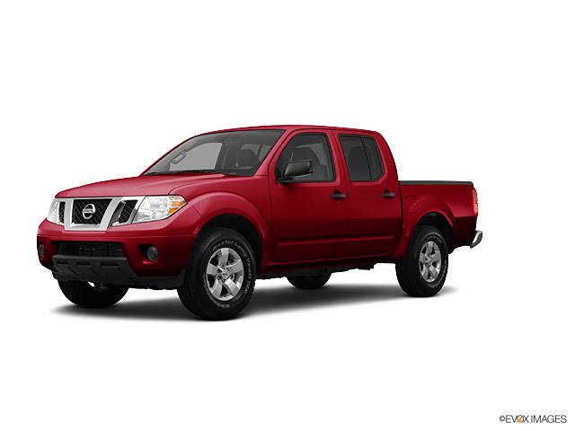 2012 Nissan Frontier Vehicle Photo in Nashville, TN 37203