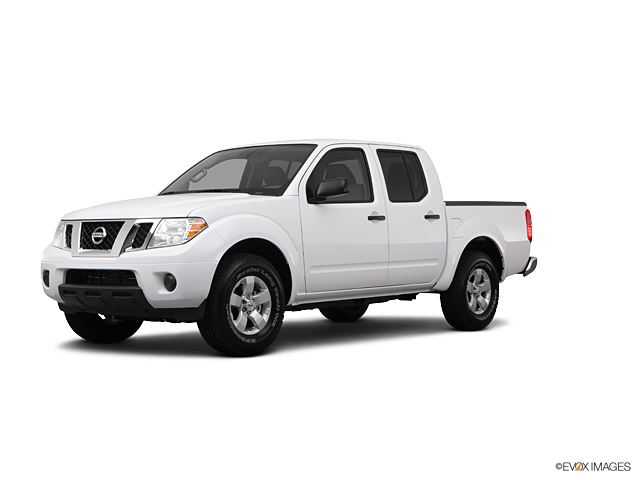 2012 Nissan Frontier Vehicle Photo in Danville, KY 40422