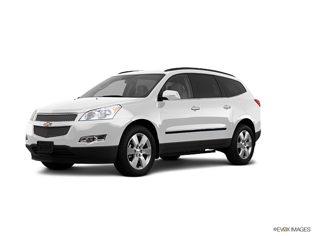 2012 Chevrolet Traverse Vehicle Photo in Odessa, TX 79762