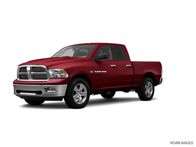 2012 Ram 1500 Vehicle Photo in San Angelo, TX 76901