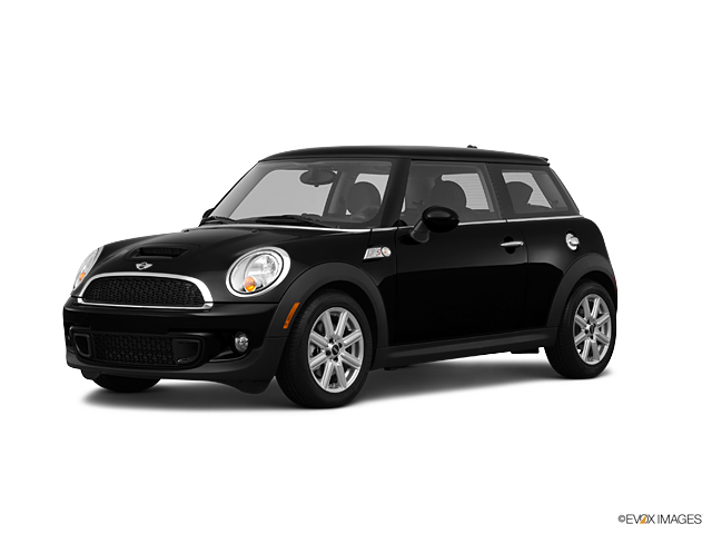 2012 MINI Cooper S Hardtop Vehicle Photo in Colorado Springs, CO 80920