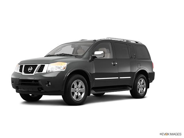 2012 Nissan Armada Vehicle Photo in San Antonio, TX 78209
