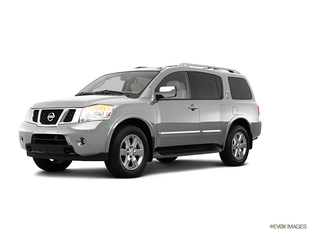 2012 Nissan Armada Vehicle Photo in Austin, TX 78759