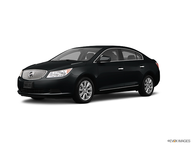 2012 Buick LaCrosse Vehicle Photo in Janesville, WI 53545