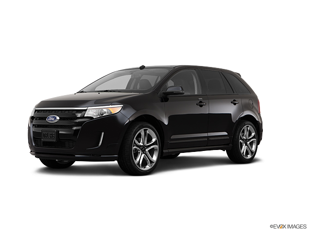 Ford Edge Vehicle Photo In Quakertown Pa