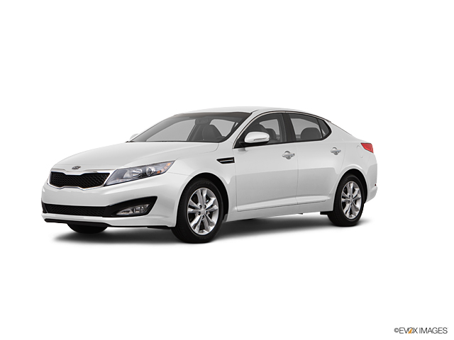 2012 Kia Optima Vehicle Photo in Worthington, MN 56187